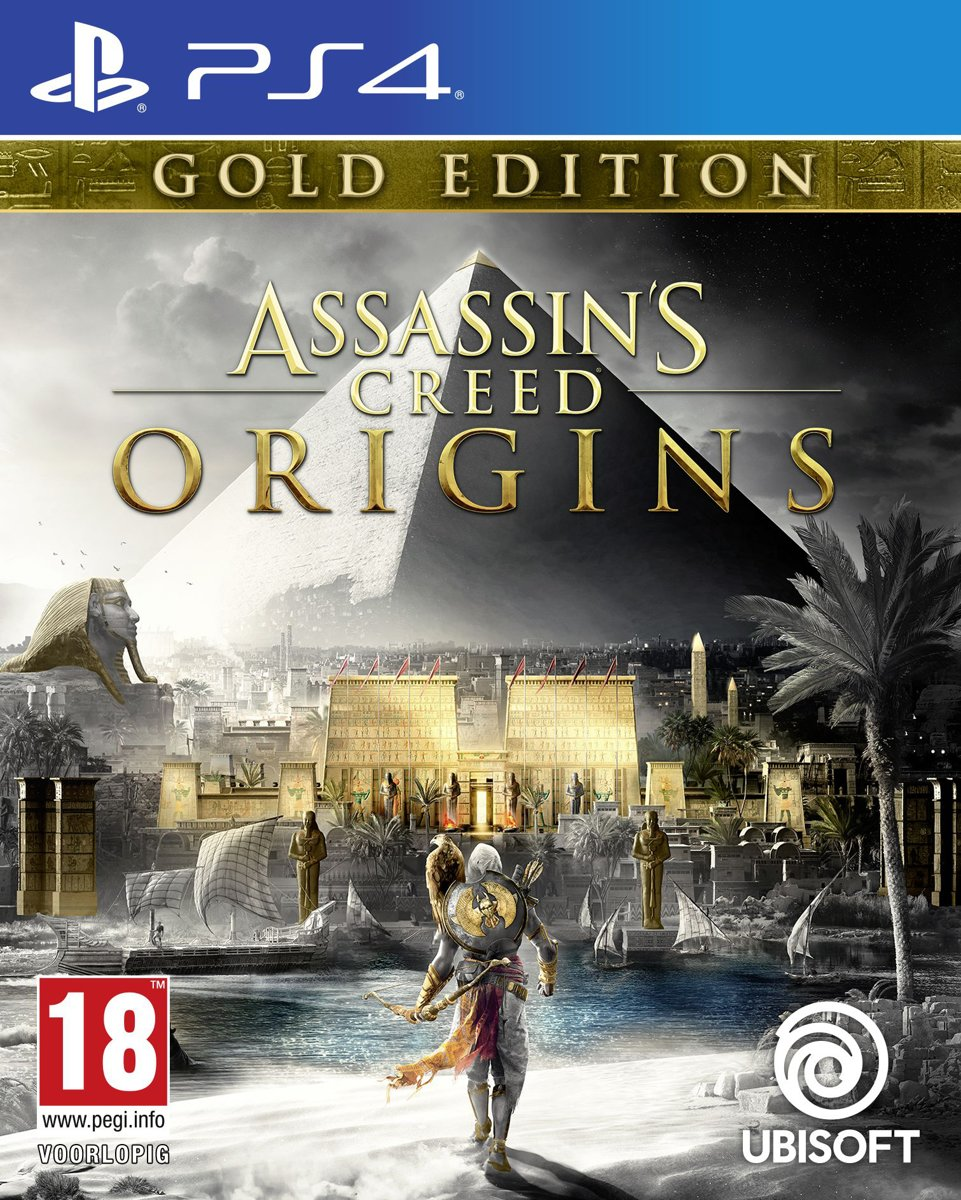 Assassin's Creed: Origins - Gold Edition PlayStation 4