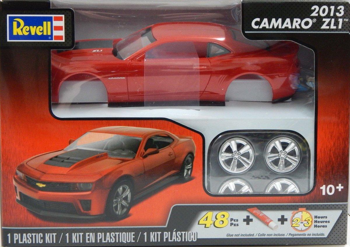 Revell modelbouw kunststof Camaro Chevy
