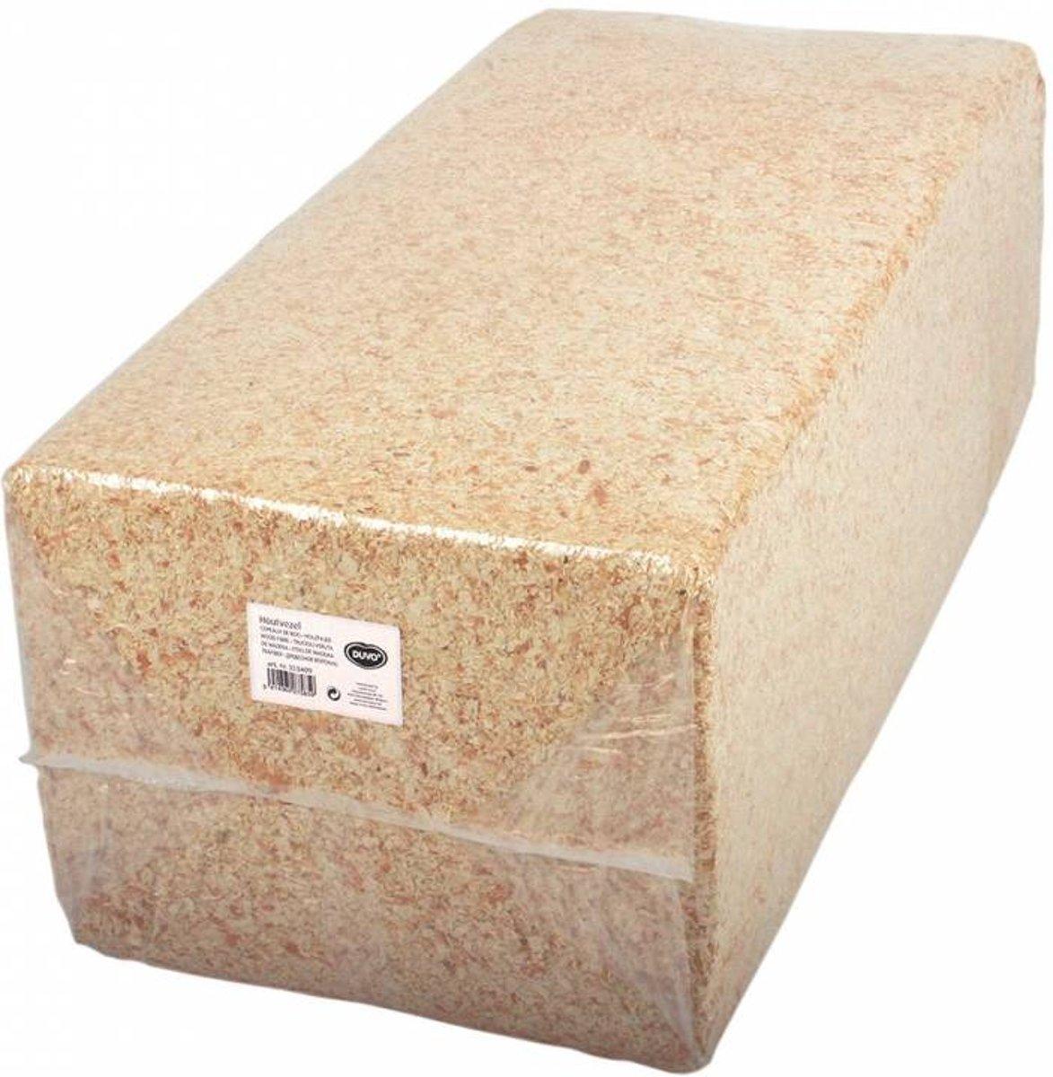 Houtvezel bodem bedekking 20 kg