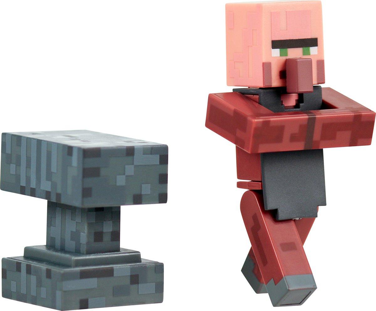 Speelfiguur Minecraft Blacksmith-Village