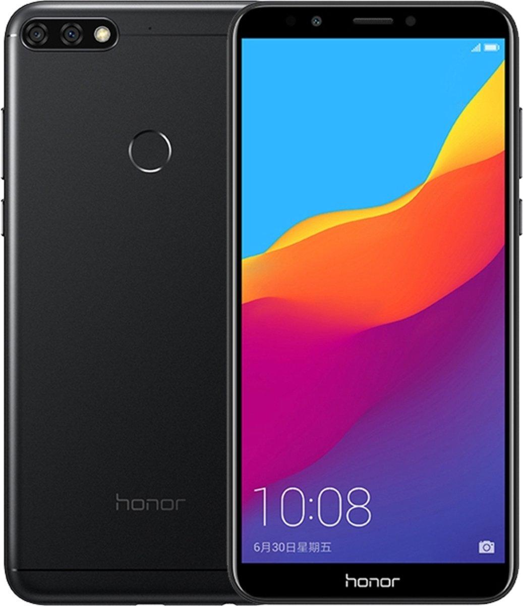 Huawei Honor 7C 15,2 cm (5.99'') 3 GB 32 GB Dual SIM 4G Zwart 3000 mAh kopen