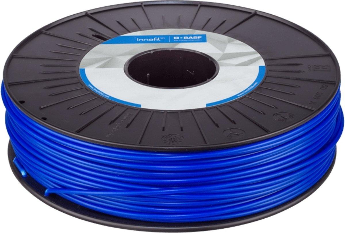 Innofil 3D  ABS 2.85 mm Blauw 750 g