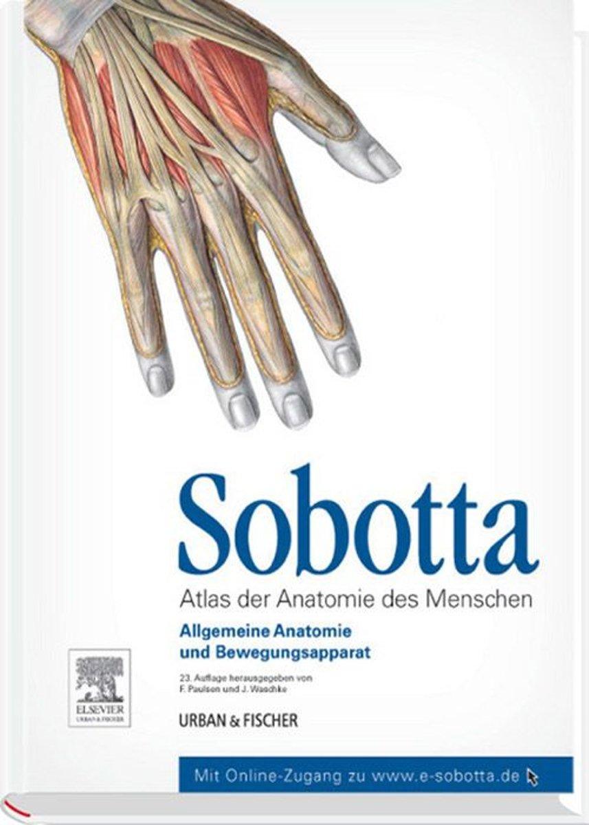 bol.com | Sobotta, Atlas der Anatomie des Menschen Band 1 (ebook ...