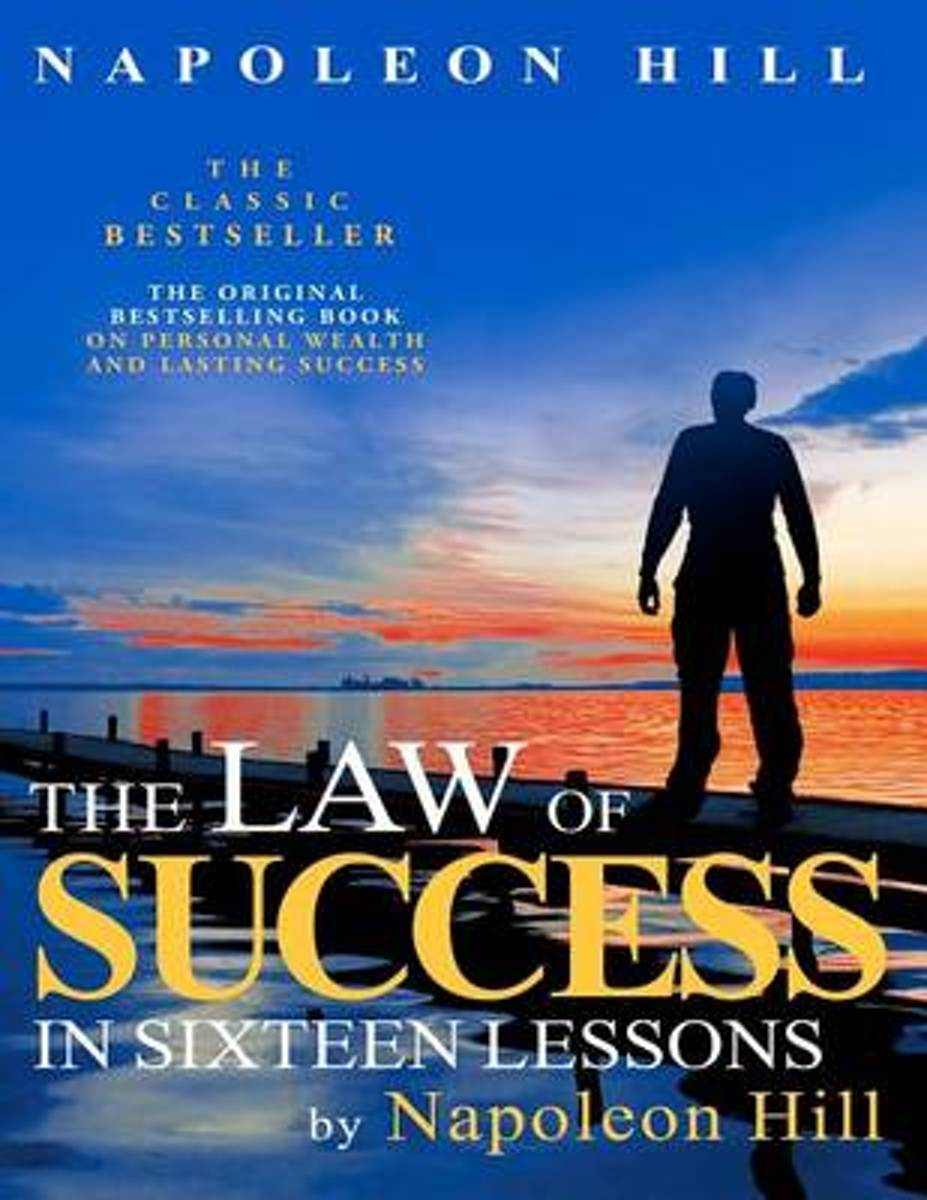 bol.com | The Law of Success in Sixteen Lessons by Napoleon Hill, Napoleon  Hill | 9781612930862.