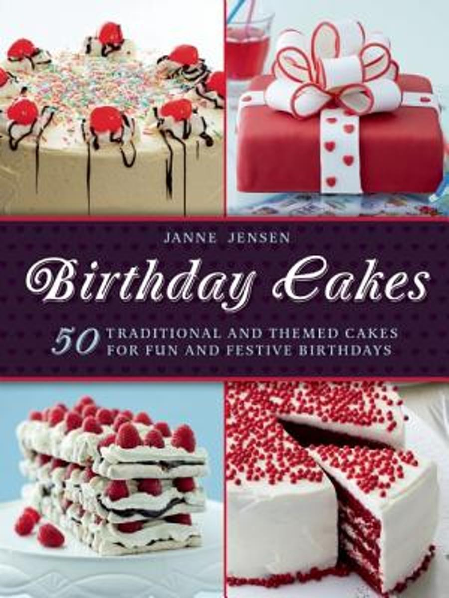 Awesome Bol Com Birthday Cakes Janne Jansen 9781629146928 Boeken Personalised Birthday Cards Paralily Jamesorg