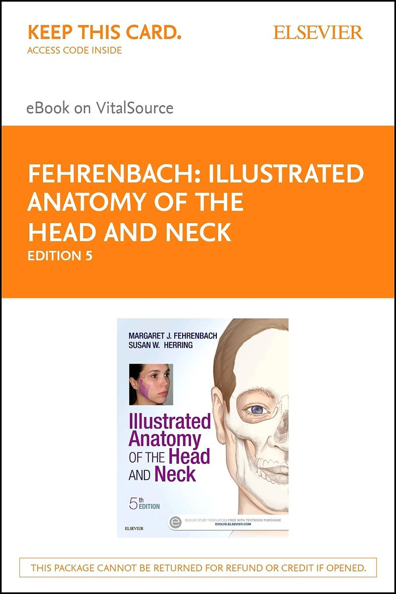 Attractive Illustrated Anatomy Of The Head And Neck Ensign ...