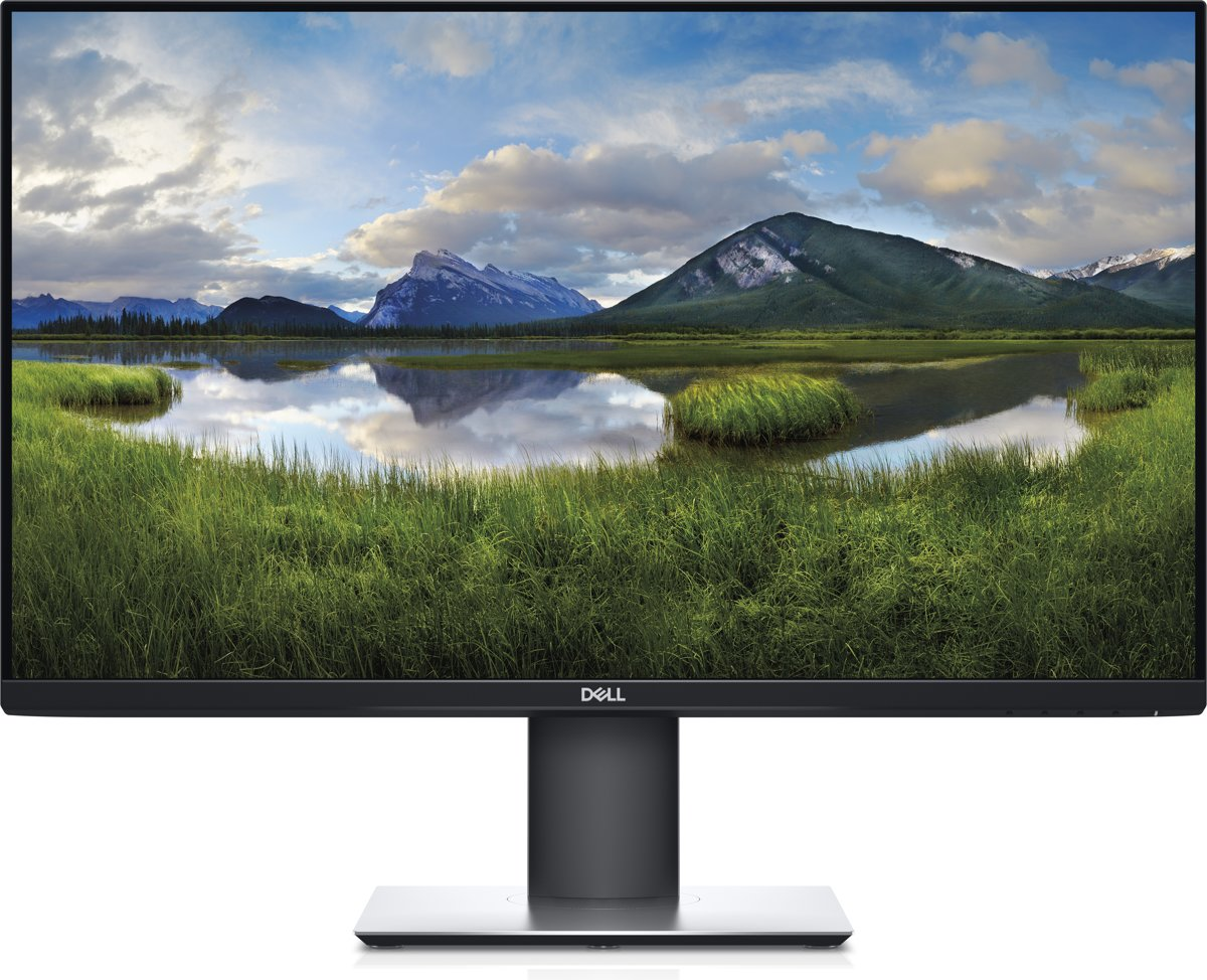 DELL P2719HC computer monitor 68,6 cm (27'') Full HD LED Flat Mat Zwart