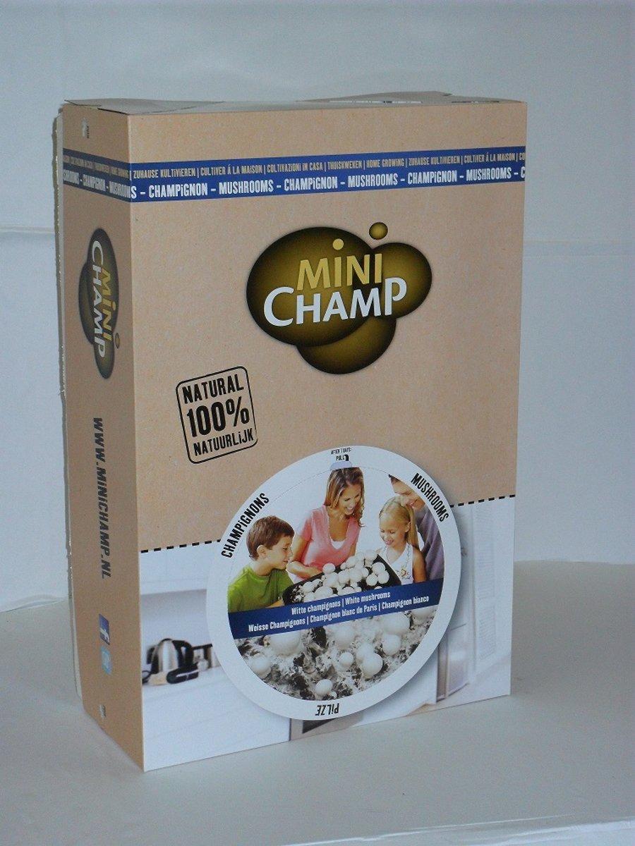 champignonkweekset 15 Liter WITTE CHAMPIGNON