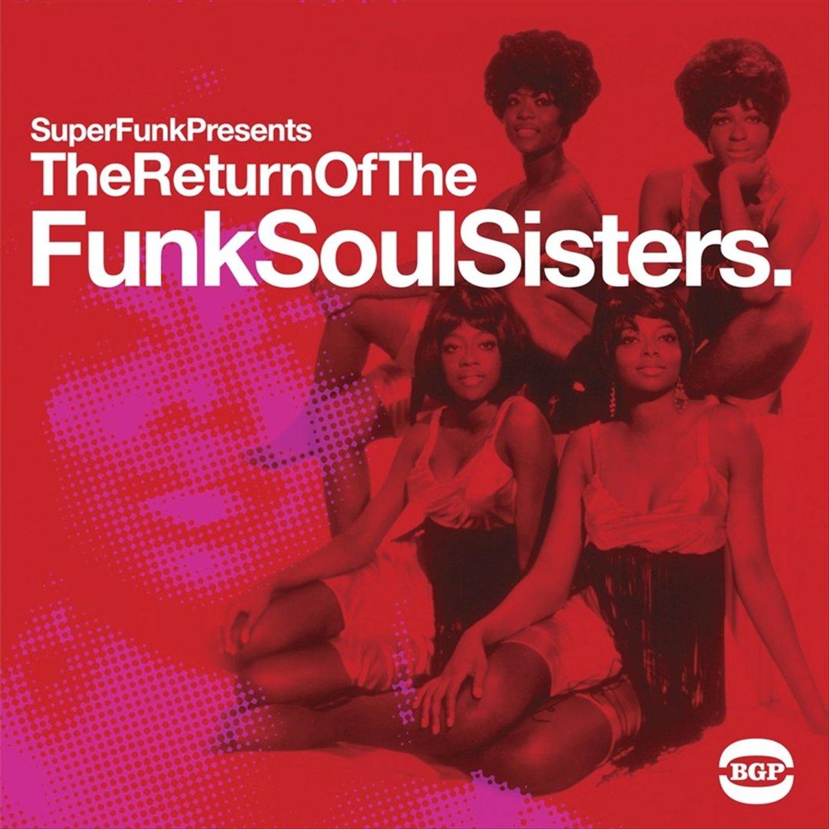 Return Of The Funk Sisters kopen