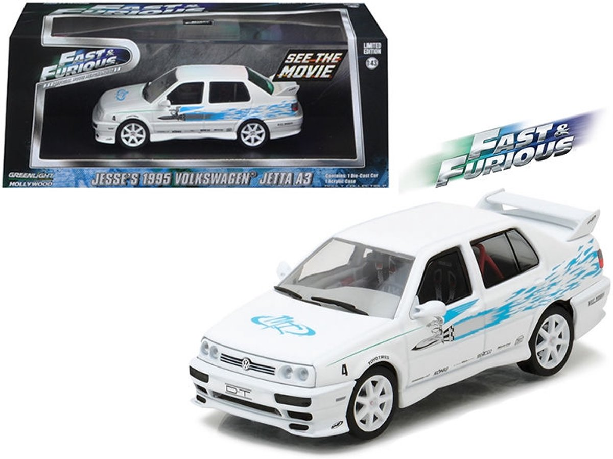 Volkswagen Jetta The Fast And The Furious Greenlight 1:43