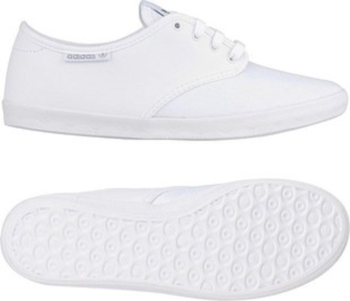 Baskets Adidas Adria Ps Unisexe Blanc Taille 43 1/2 6ZYGV