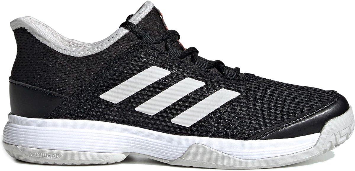 adidas Adizero Club Sportschoenen Maat 38 23 Jongens zwartwit