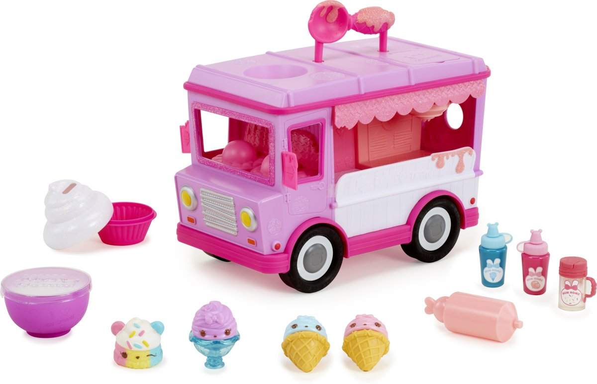 Num Noms Glitter Lip Gloss Truck