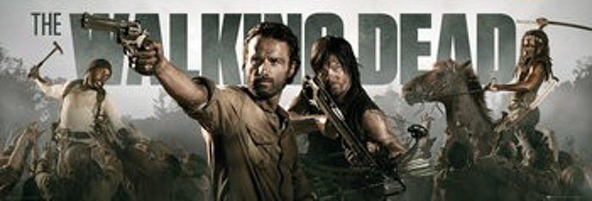 The Walking Dead - Deurposter kopen