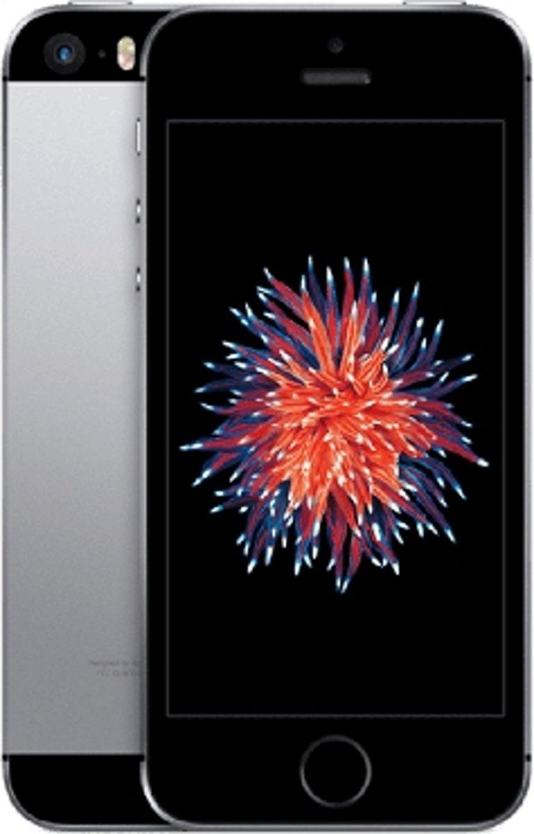 Forza Refurbished Apple iPhone SE 32GB Zwart - B grade kopen