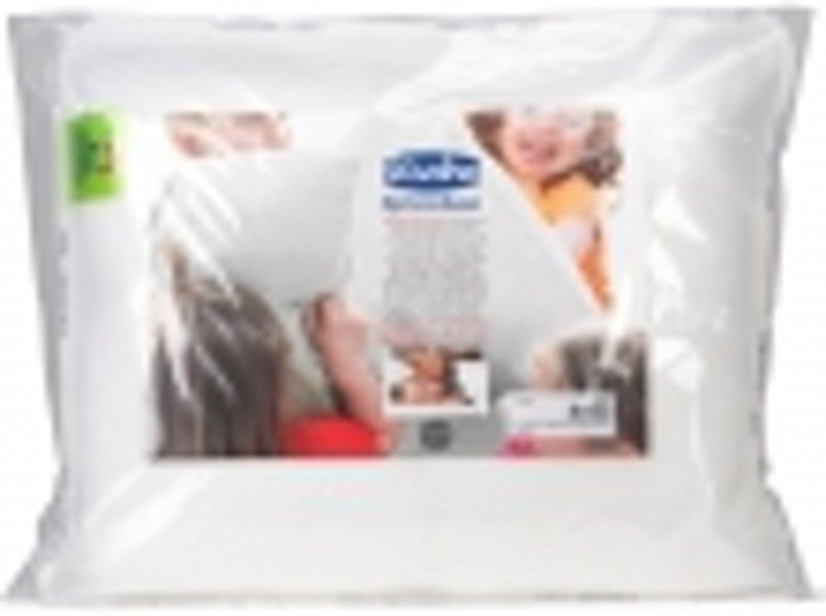 Bol.com silvana mijn eerste kussen hoofdkussen wit 60x70 cm