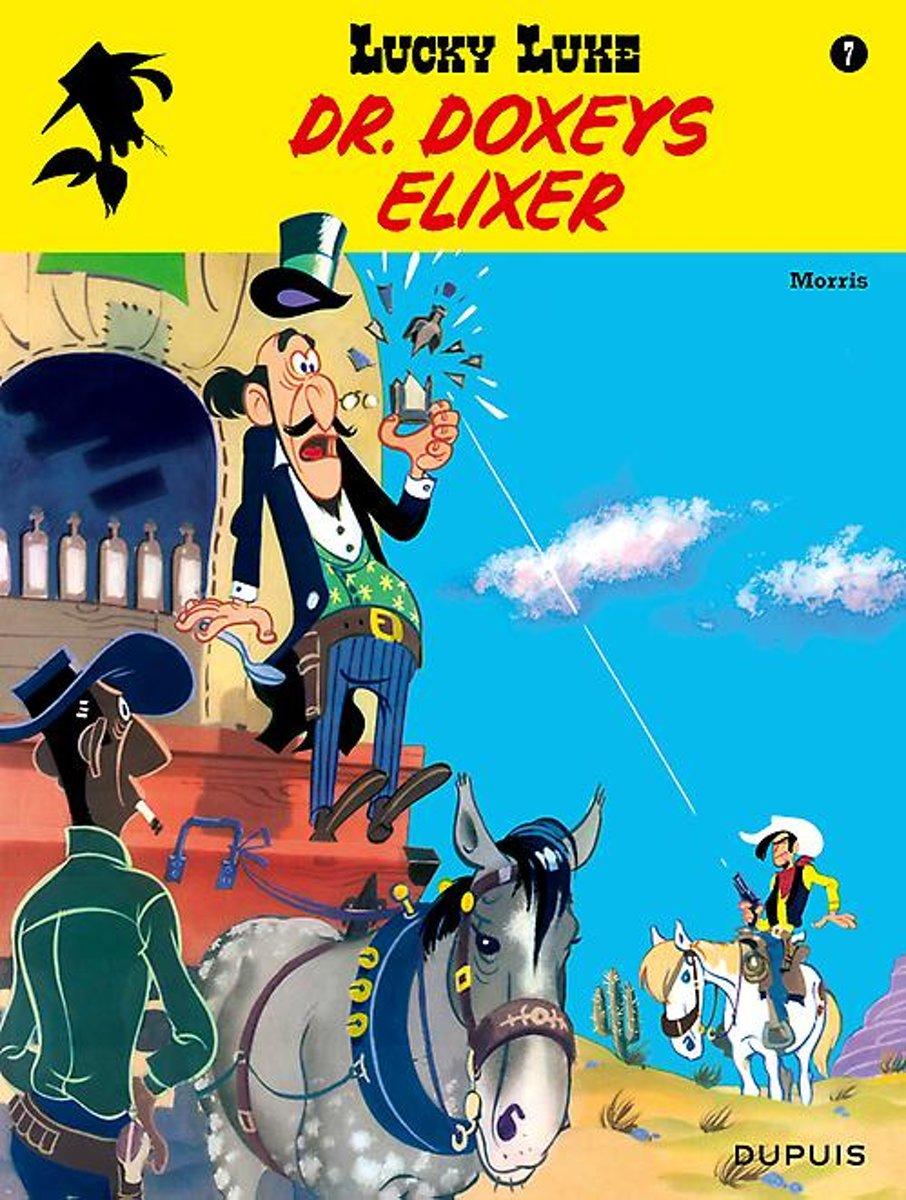 bol.com   Lucky luke 07. dr. doxeys elixer, Morris   9789031434725   Boeken