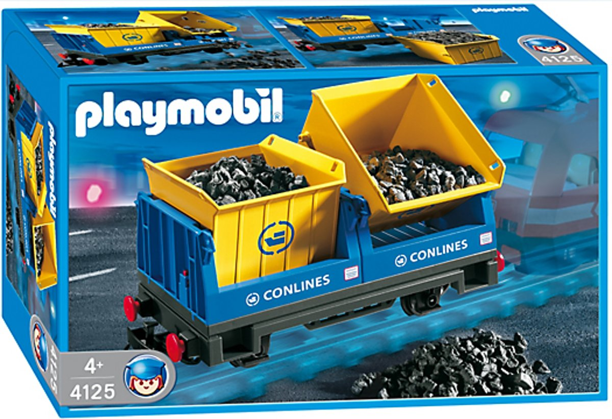 Playmobil Kantelwagon - 4125