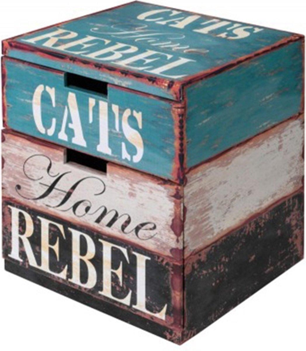 D&d katten box rebel