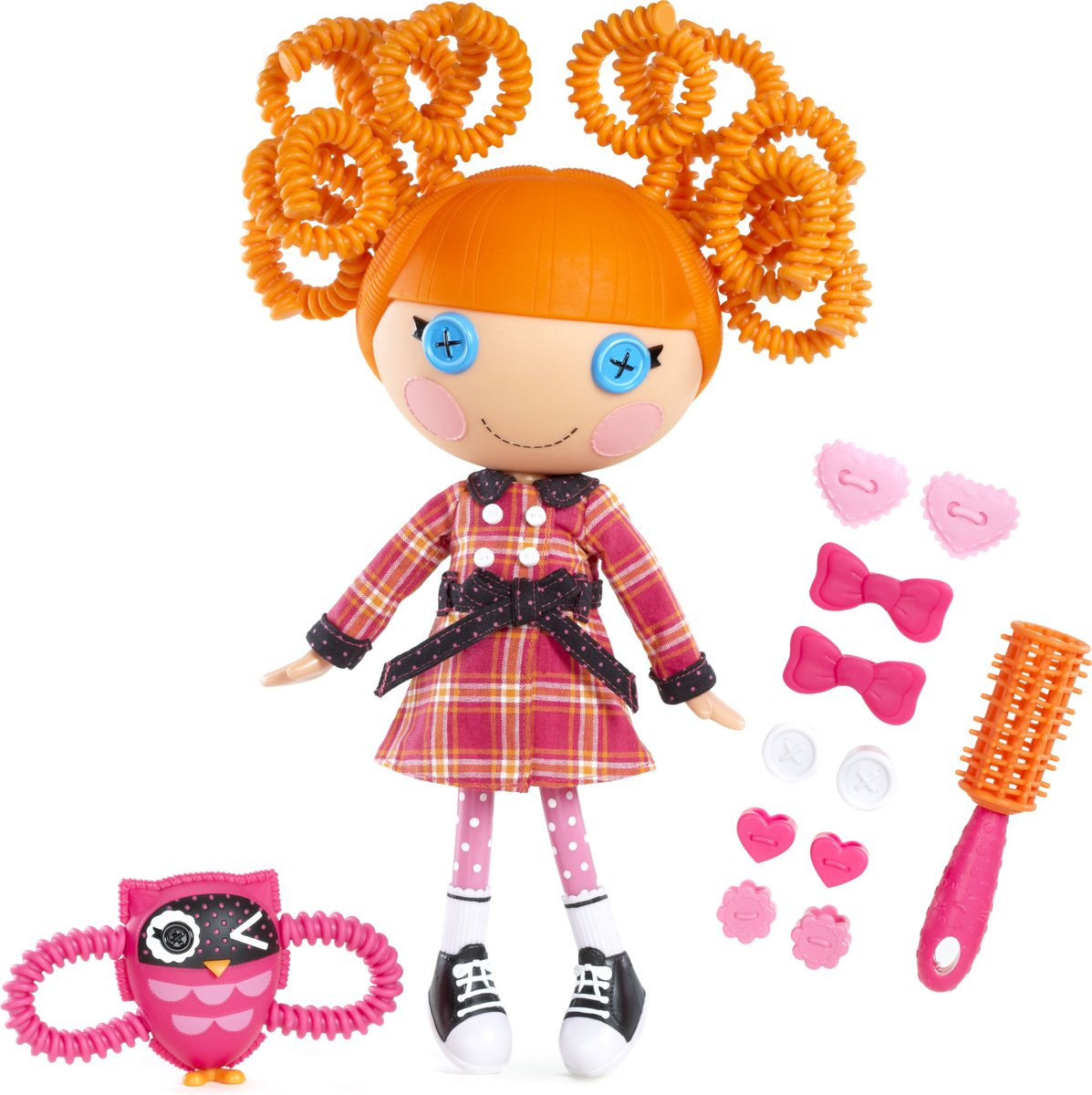 Lalaloopsy Silly Hair Pop - Bea Spells-a-Lot