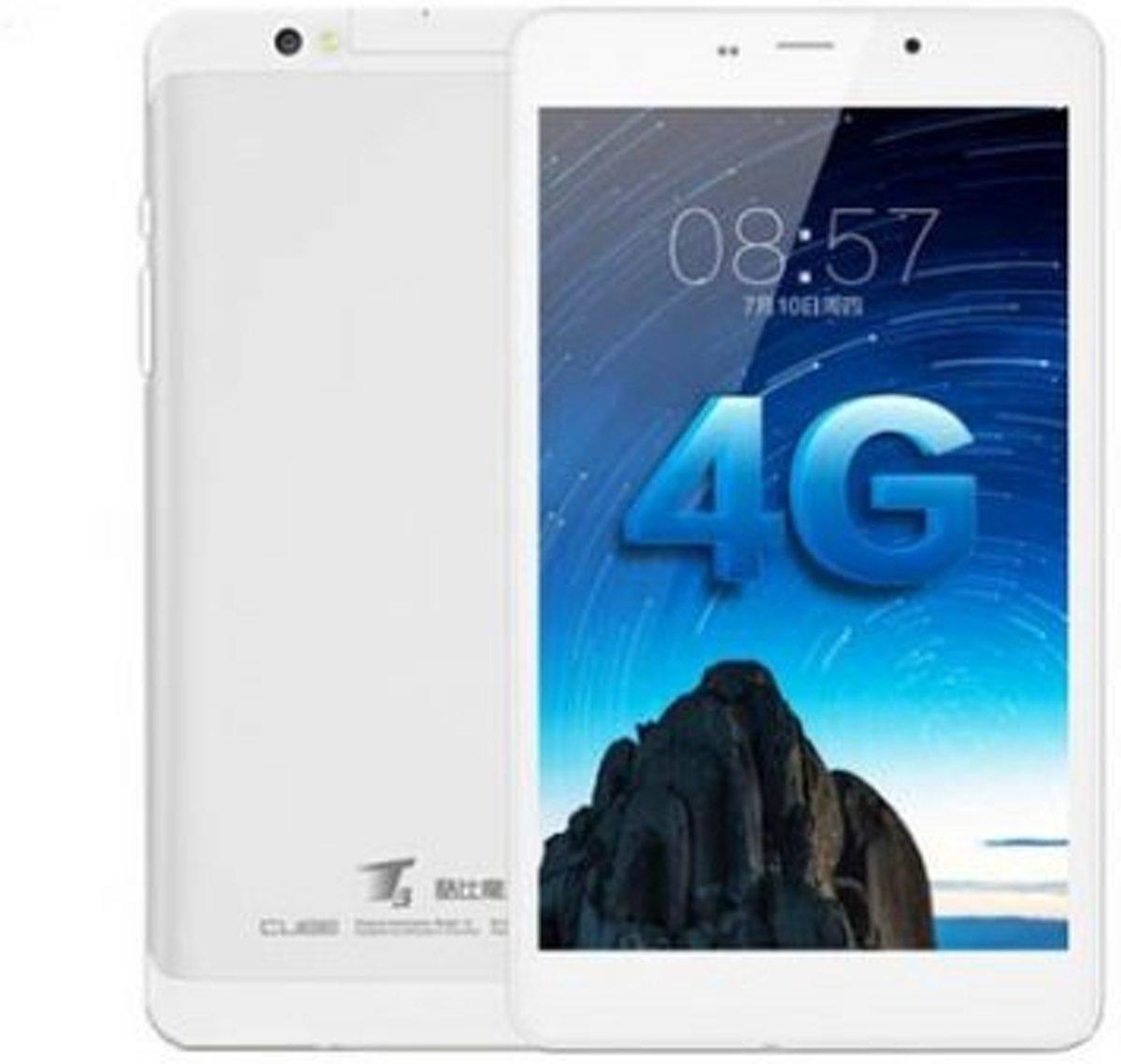 Lipa Dynamic 2/16 GB octacore 4G Phonetablet 10 inch Android 7 GPS + Telefoonfunctie + GPS + Full HD scherm+ Gratis styluspen en oordoppen/ Mogelijkheid mobiel internet