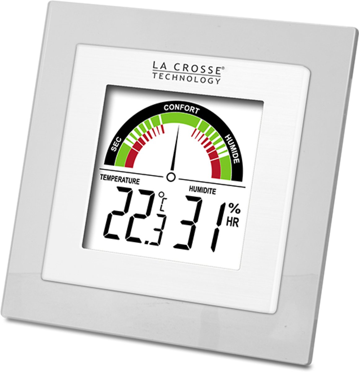 La Crosse WT137 wit thermometer kopen
