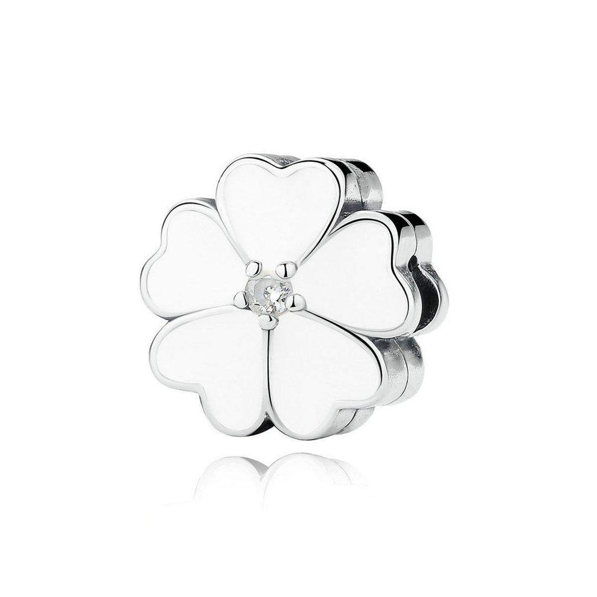 Zilveren clip Primula kopen