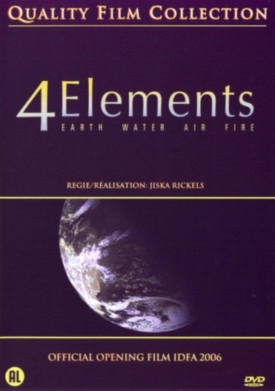 Cover van de film '4 Elements'