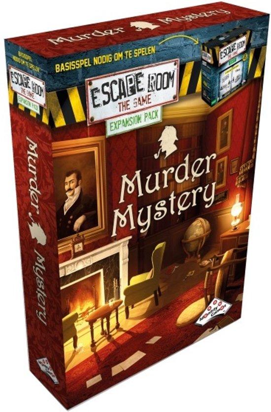 Identity Games Escape Room Murder Mystery Uitbreidingsset