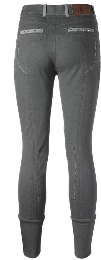 P3-Wear Rijbroek Dames Grijs&Jeans 42