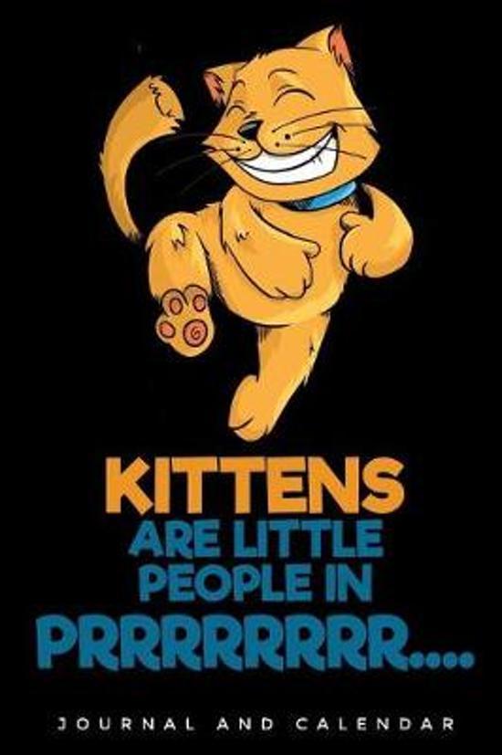 Kittens Are Little People In Prrrrrrrr....