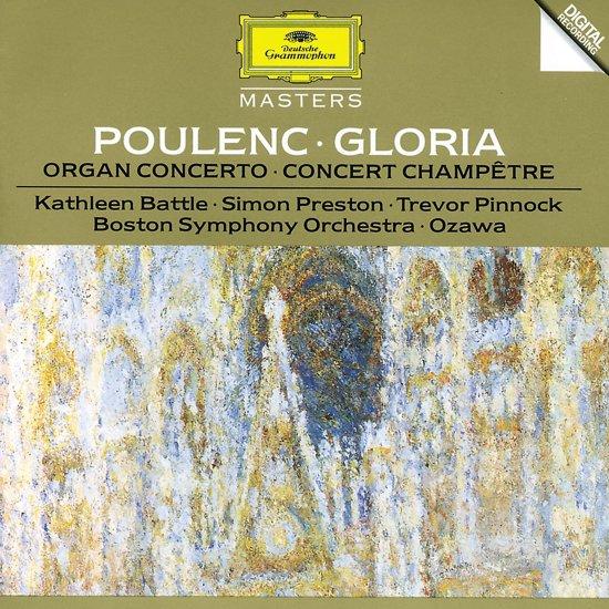 Gloria (Complete)/Organ Concerto