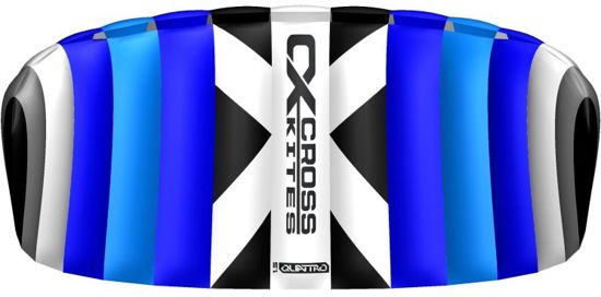 Cross Kites CX Quattro-4.5 Blue