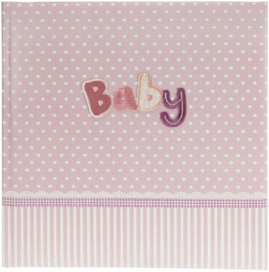 Bolcom Goldbuch Gol 15240 Babyalbum Baby Roze Fotoboek