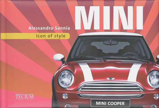 Bolcom Mini Cooper Alessandro Sannio 9789076886596 Boeken