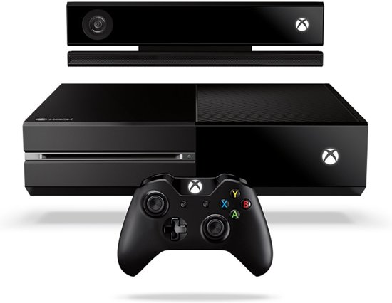 Xbox One Console + Kinect kopen