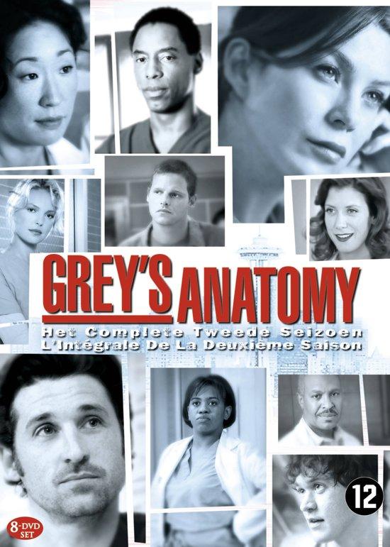 bol.com   Grey\'s Anatomy - Seizoen 2 (Dvd), Patrick Dempsey   Dvd\'s