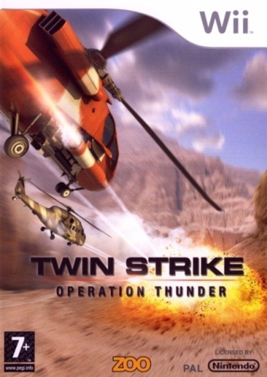 Twin Strike - Operation Thunder kopen