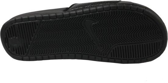 Slippers zwart 5 Unisex Benassi Maat 42 Jdi Nike Zwart EqSgqx