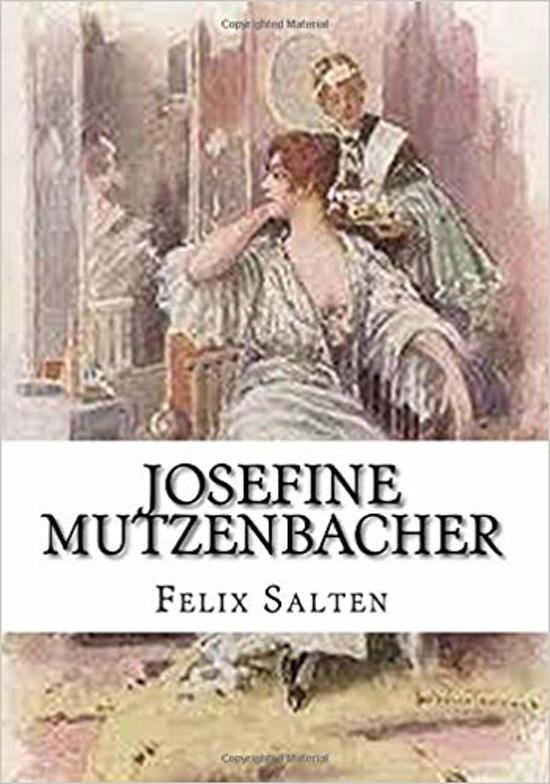 bol.com   Josefine Mutzenbacher, Felix Salten