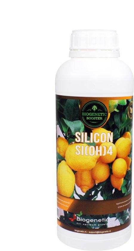 Silicon Si(OH)4 snel opneembare Silicium Si04 planten voeding - 1000 ml