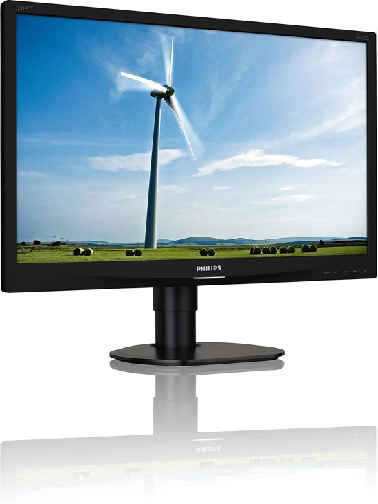 Philips 231S4QCB - Full HD IPS Monitor
