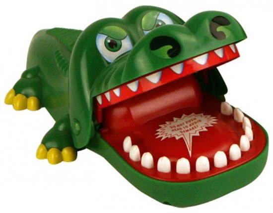 Afbeelding van het spel Spel Bijtende Krokodil