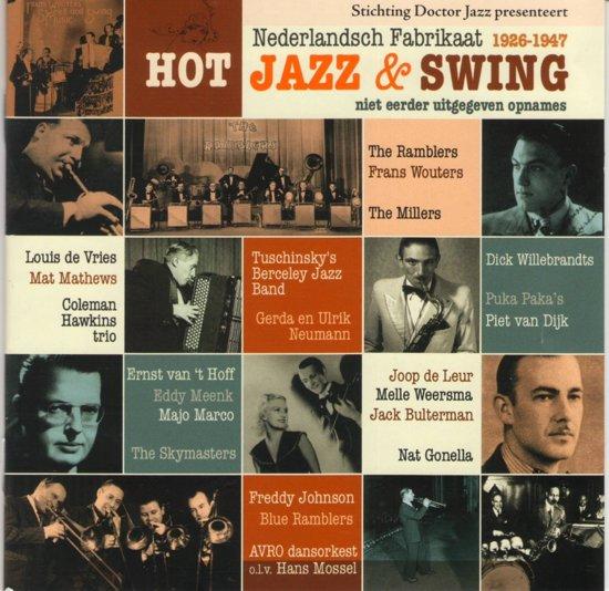 HOT JAZZ & SWING (1926-1947) - Vol 1 - Dj014