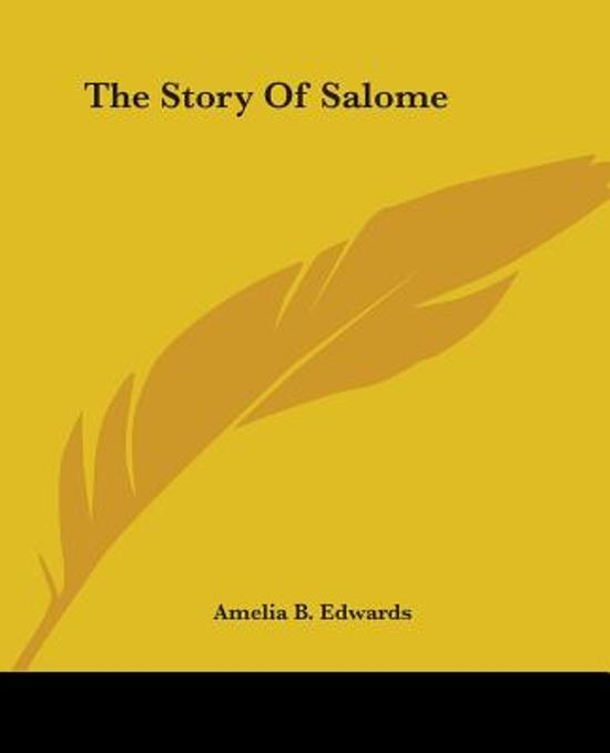 The Story Of Salome