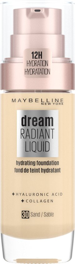 Maybelline Dream Satin Liquid - 30. Sand Beige