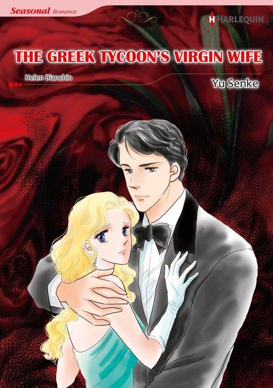 THE GREEK TYCOON'S VIRGIN WIFE (Harlequin Comics)