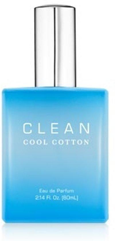 Clean cool cotton edp 60 ml spray