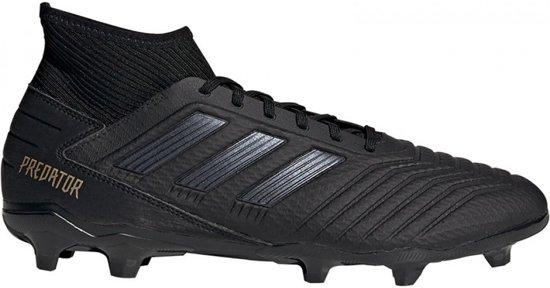 adidas Sportschoenen - Maat 42 2/3 - Mannen - zwart