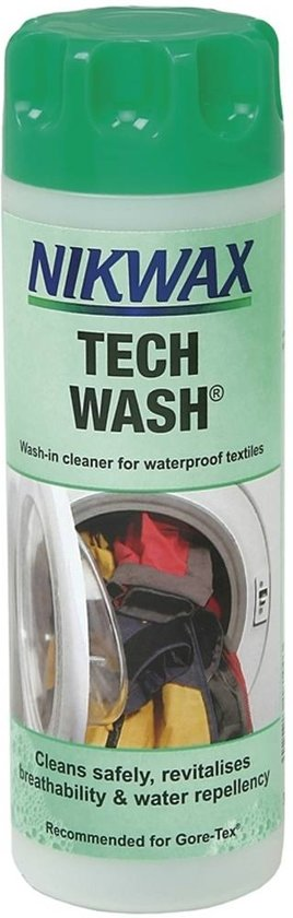 Stealth Gear Nikwax Tech Wash cleaning 300 ml